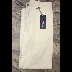 NWT Vineyard Vines Boys Club Pant Sz. 16